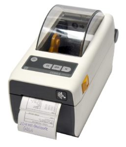 ZD41H22 Zebra label printer