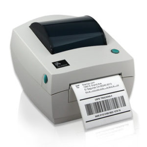 zebra label printer gc420